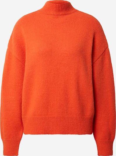 EDITED Pullover 'Katara' in orangerot, Produktansicht