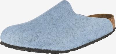 BIRKENSTOCK Pantoletten 'Amsterdam' in hellblau, Produktansicht