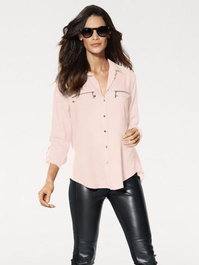heine Blouse in de kleur Rosa, Modelweergave