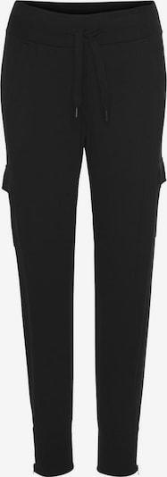 Pantaloni sport VENICE BEACH pe negru, Vizualizare produs