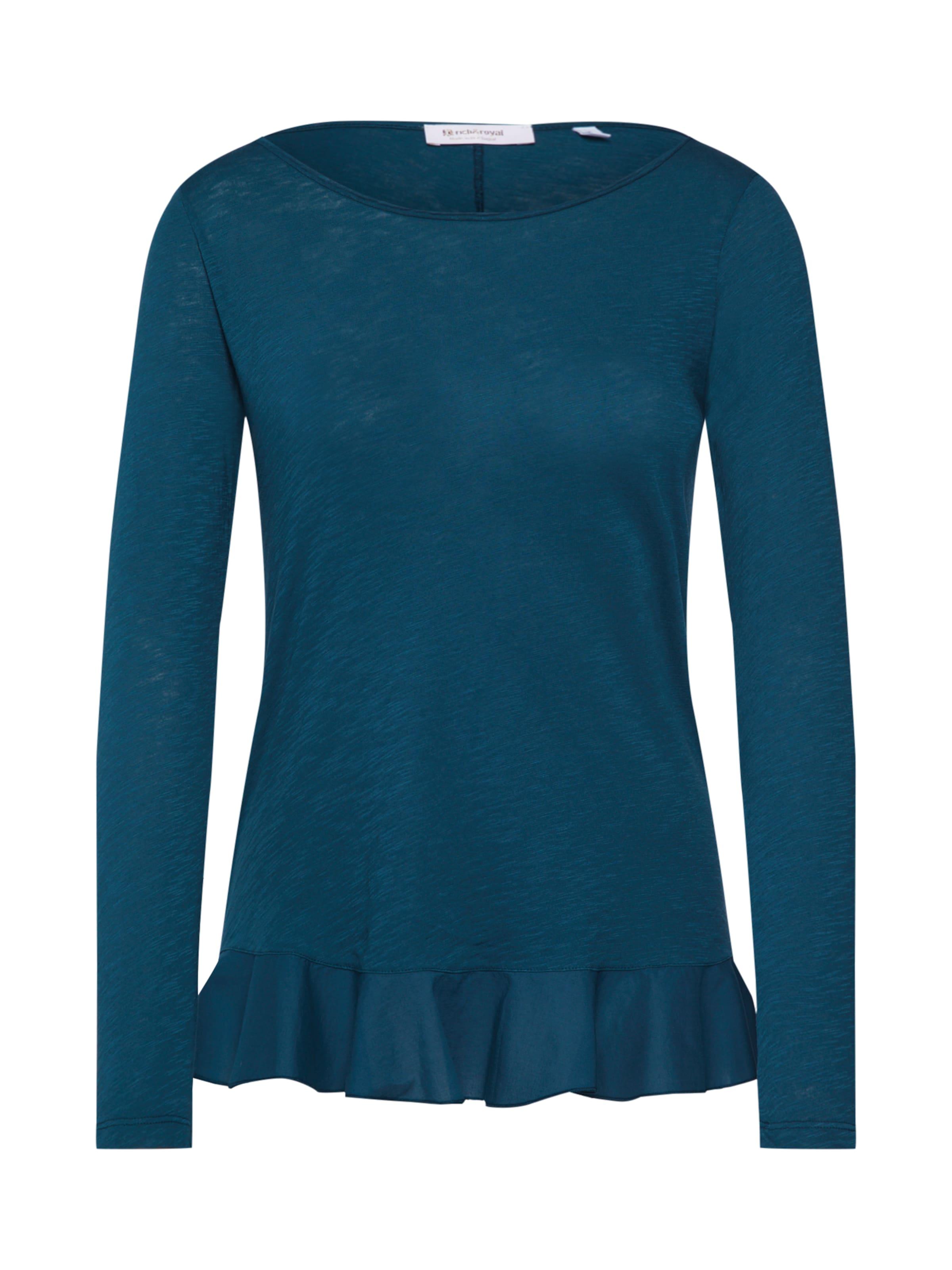 En shirt T Royal Richamp; BleuPétrole 8X0wOkNPnZ