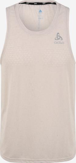 ODLO Shirt 'Millennium in silbergrau, Produktansicht