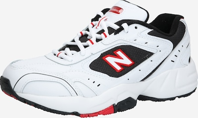 new balance Sneaker 'Mx 452' in rot / schwarz / weiß: Frontalansicht