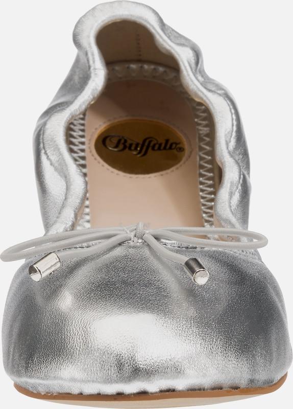 BUFFALO Faltbare Ballerinas