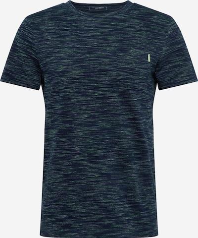 Marškinėliai iš TOM TAILOR DENIM , spalva - tamsiai mėlyna / obuolių spalva, Prekių apžvalga