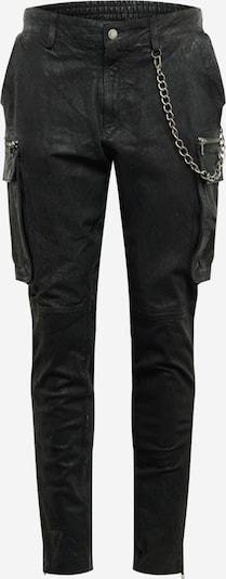 tigha Kargo hlače 'Enrique' | črna barva, Prikaz izdelka