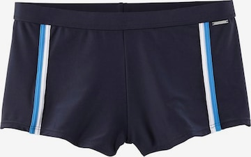CHIEMSEE Athletic Swim Trunks in Blue