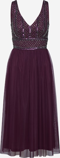 LACE & BEADS Kleid 'Mulan' in burgunder, Produktansicht