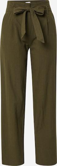 SAINT TROPEZ Spodnie w kolorze khaki / ciemnozielonym, Podgląd produktu