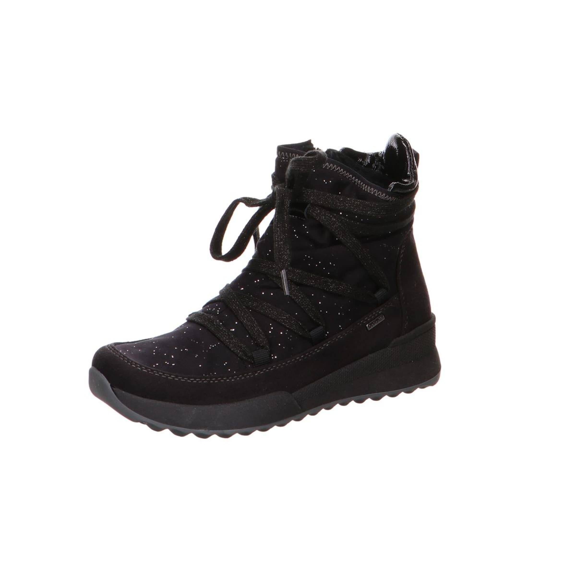 ROMIKA Stiefel in schwarz   weiß
