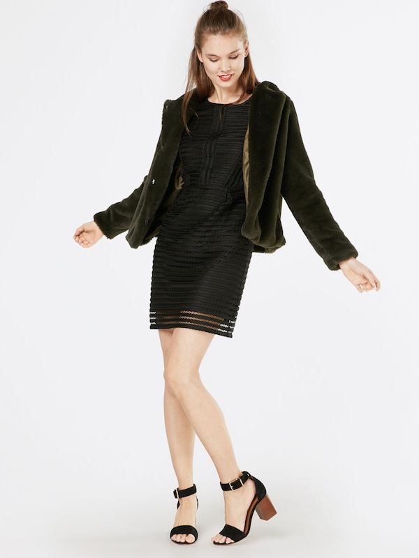 Boohoo Kleid 'Lace Pannelled'