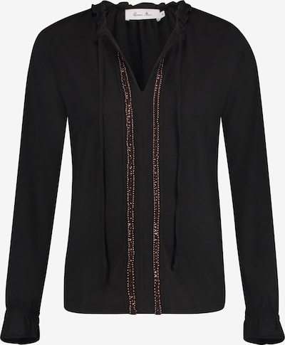 QUEEN MUM Shirt in de kleur Zwart, Productweergave