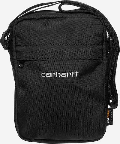 Carhartt WIP Olkalaukku 'Payton' värissä musta / valkoinen, Tuotenäkymä