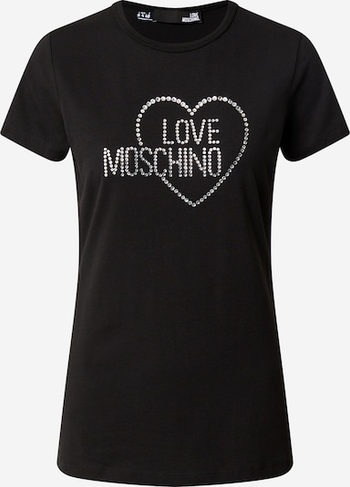 Love Moschino Shirt in schwarz, Produktansicht