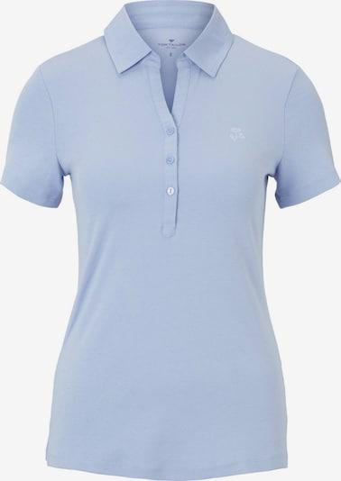 TOM TAILOR Poloshirt in blau, Produktansicht