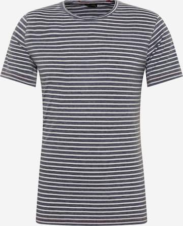 Key Largo Shirt 'DANIEL' in Blue