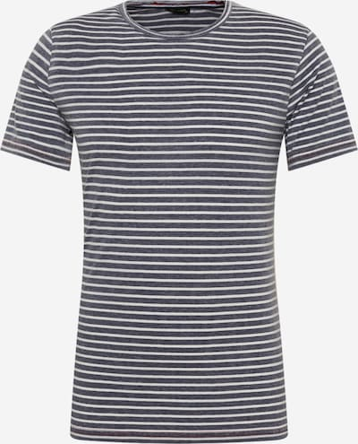 Key Largo T-Shirt 'DANIEL' en bleu foncé / blanc, Vue avec produit