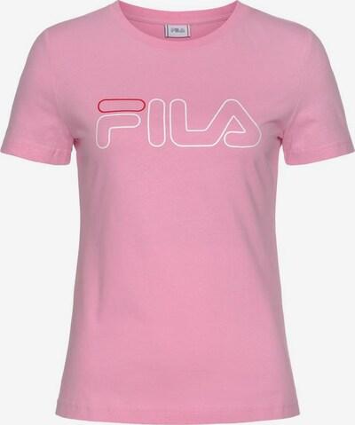 FILA T-Shirt in rosa, Produktansicht