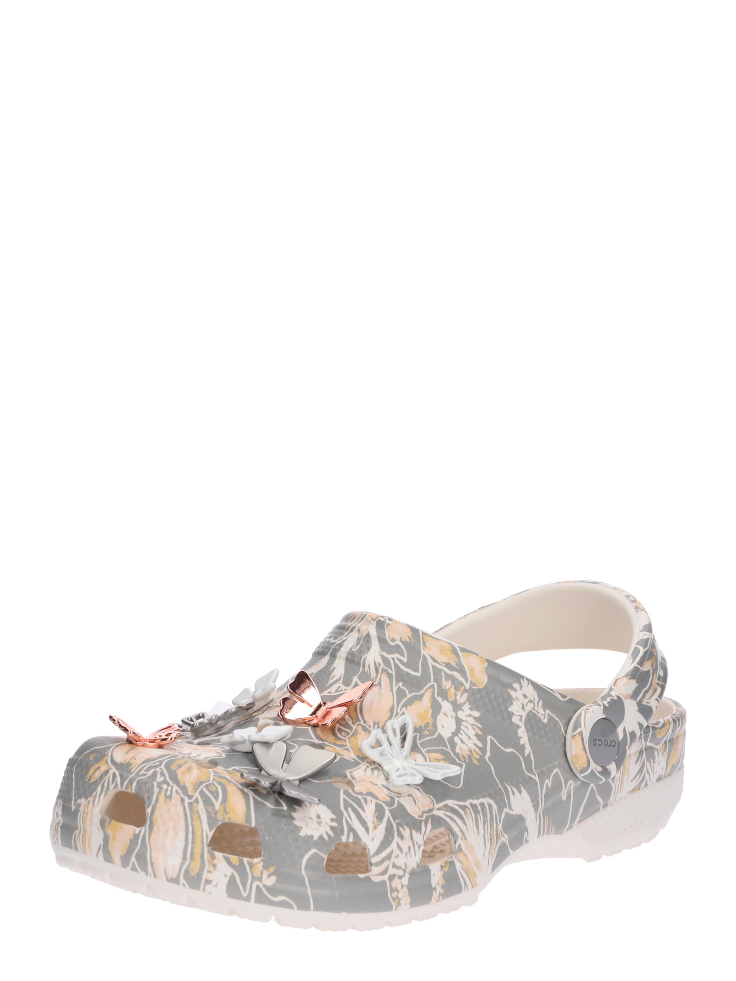 Crocs | Sandale mit Blumenprint Blumenprint Blumenprint c0fa2d