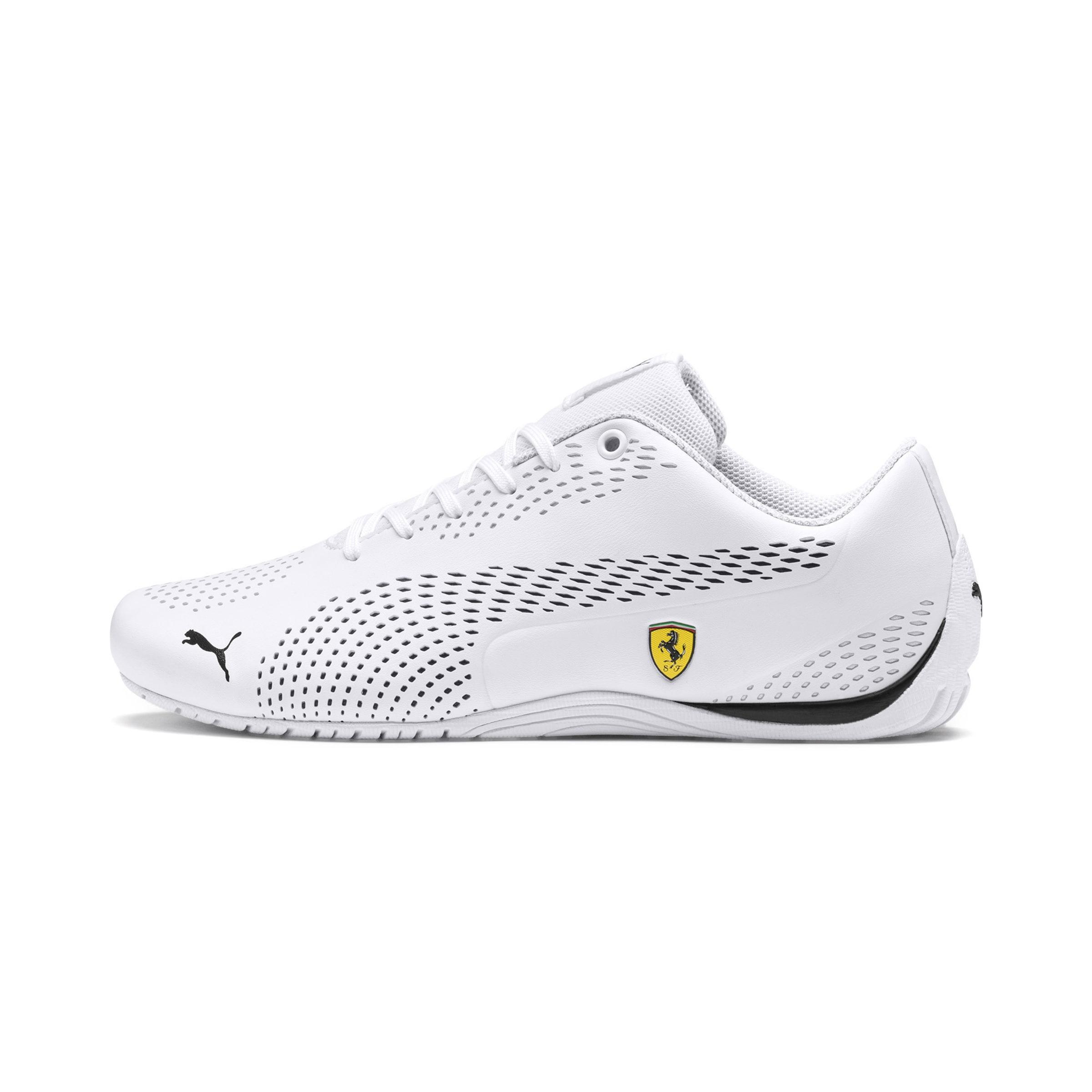 Drift Ii' Sneaker 5 Ultra RotWeiß Cat Puma In 'ferrari rCeWBodx