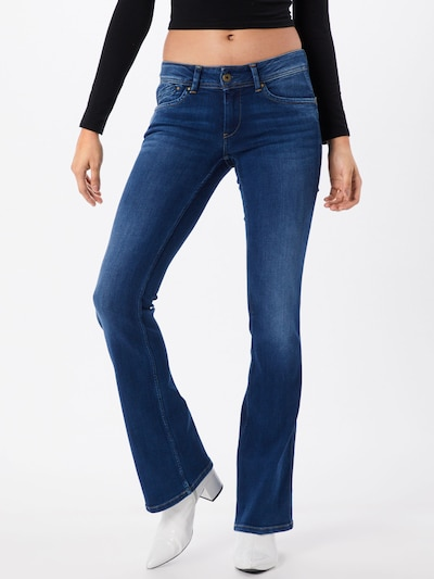 Pepe Jeans Jeans 'Pimlico' in blue denim, Modelansicht