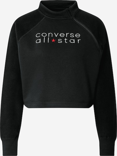 CONVERSE Sweatshirt 'All Star' in schwarz, Produktansicht