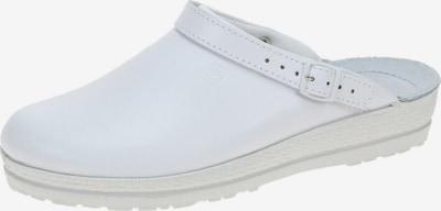 ROHDE Pantolette in weiß, Produktansicht