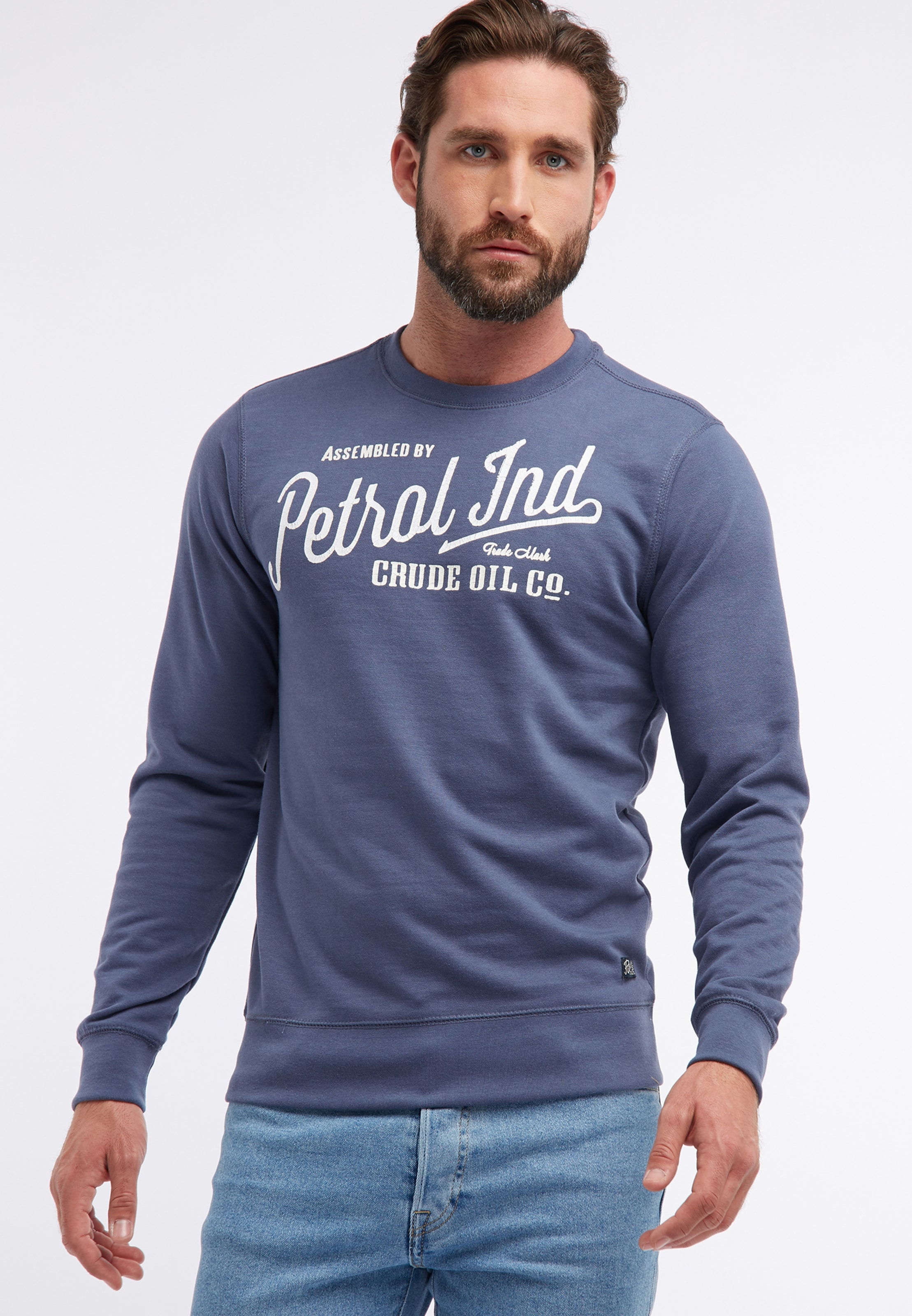 Bleu Industries En Petrol shirt Sweat CrxBWdoe
