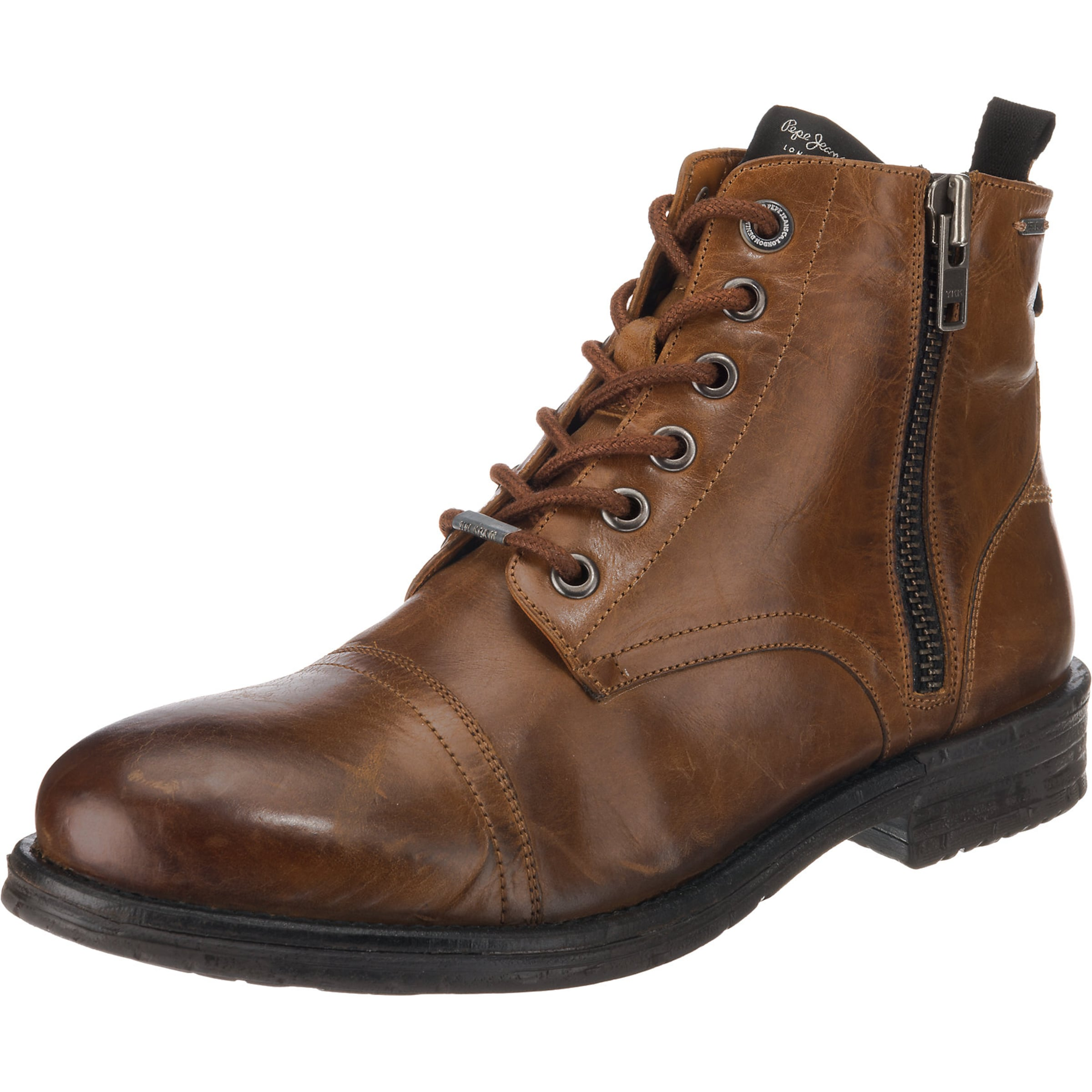 Pepe Jeans | Schnürstiefel  Tom-Cut Med Boot