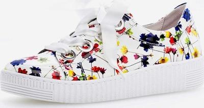 GABOR Sneakers in mischfarben, Produktansicht