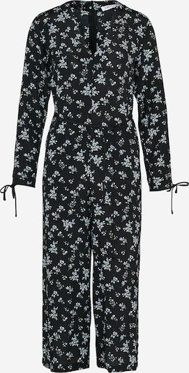 EDITED Jumpsuit 'Rose' in blau / schwarz, Produktansicht