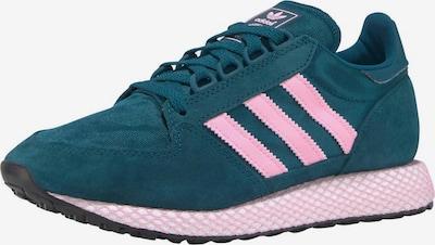 ADIDAS ORIGINALS Sneaker 'Forest Grove W' in smaragd / pink, Produktansicht