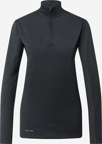 ENDURANCE Performance Shirt 'Niaga' in Black