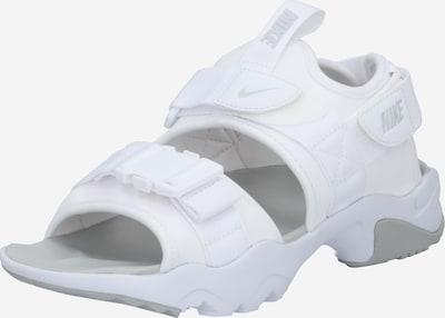 Nike Sportswear Sandale 'Canyon' in weiß, Produktansicht
