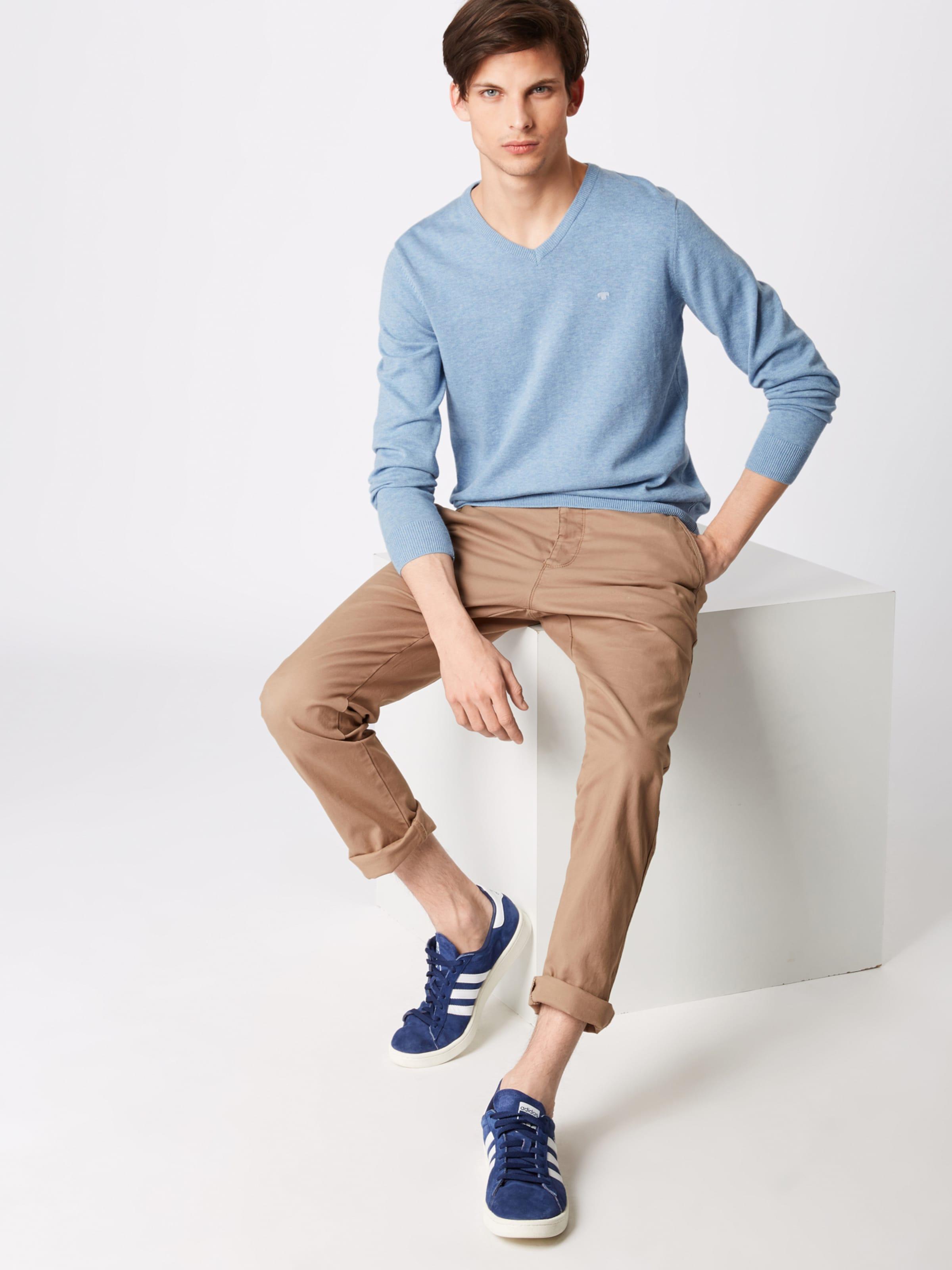 Tailor Sweatshirt Tom In Tailor Tom Blau stQrdh