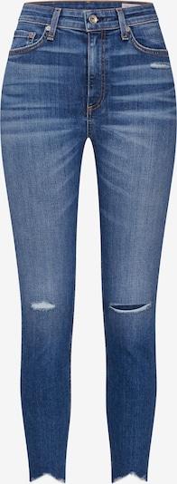 rag & bone Kavbojke 'High Rise Ankle Skinny' | moder denim barva, Prikaz izdelka