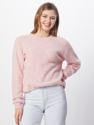 AMERICAN VINTAGE Pullover 'FOGWOOD' in rosé: Frontalansicht