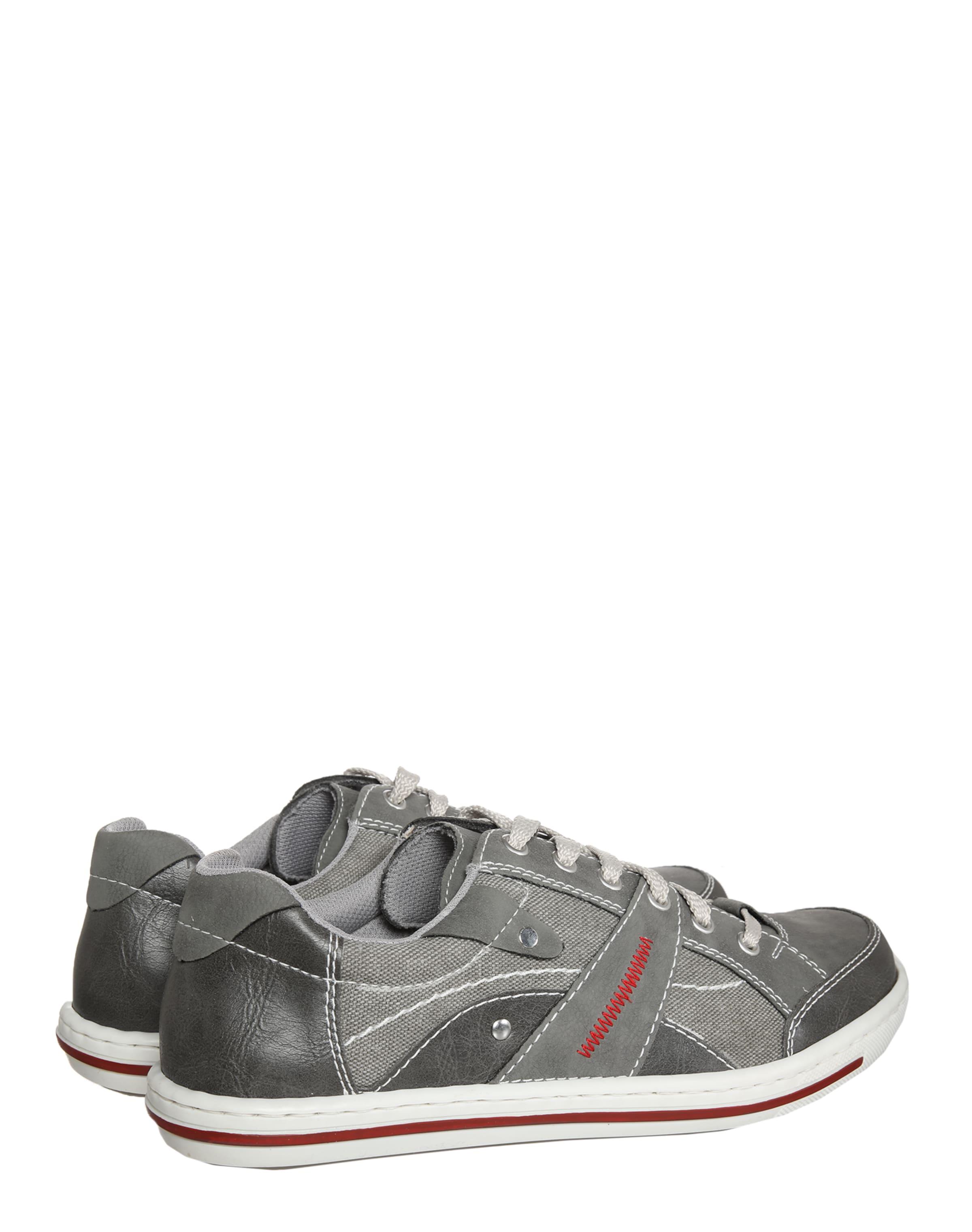StoneRot Weiß In Weiß Rieker Sneaker In Rieker StoneRot Sneaker dBQrCxsth