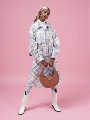 Cute Checked Look