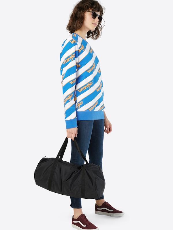 WRANGLER Sweatshirt 'B&Y'