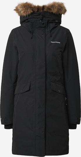 Didriksons Športová bunda 'Erika' - hnedá / čierna, Produkt