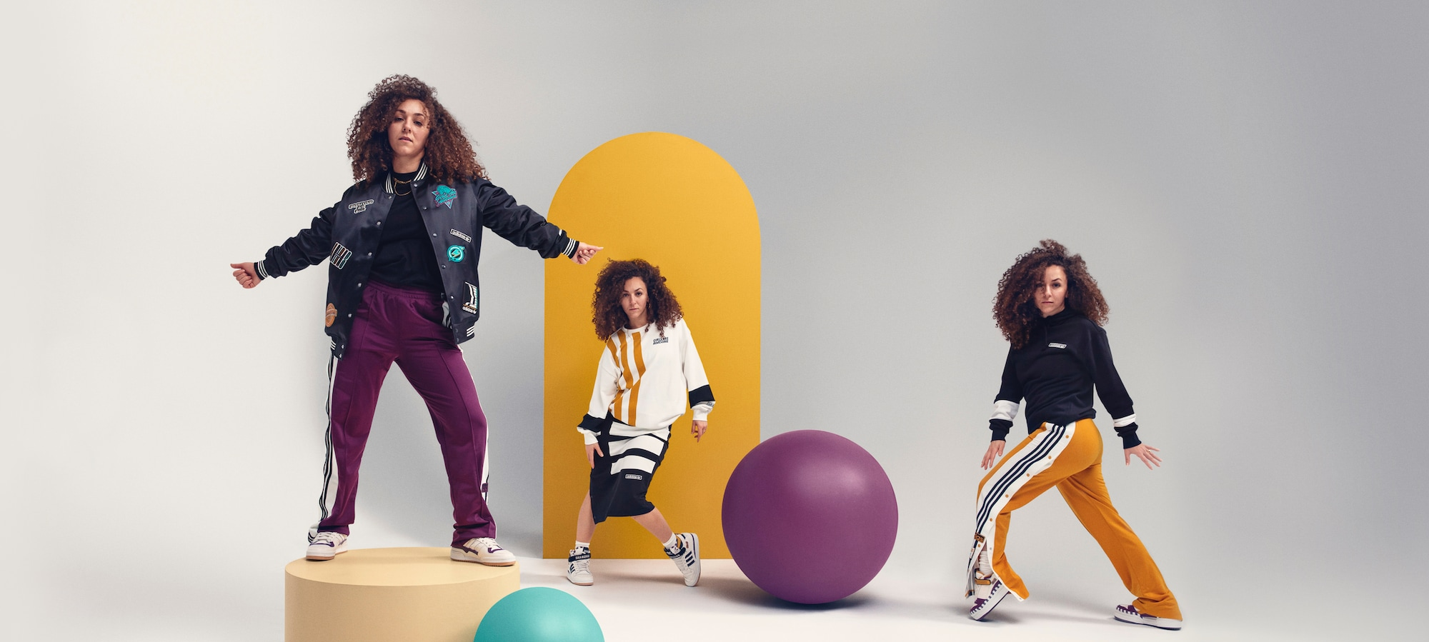 GIRLS ARE AWESOME adidas Originals