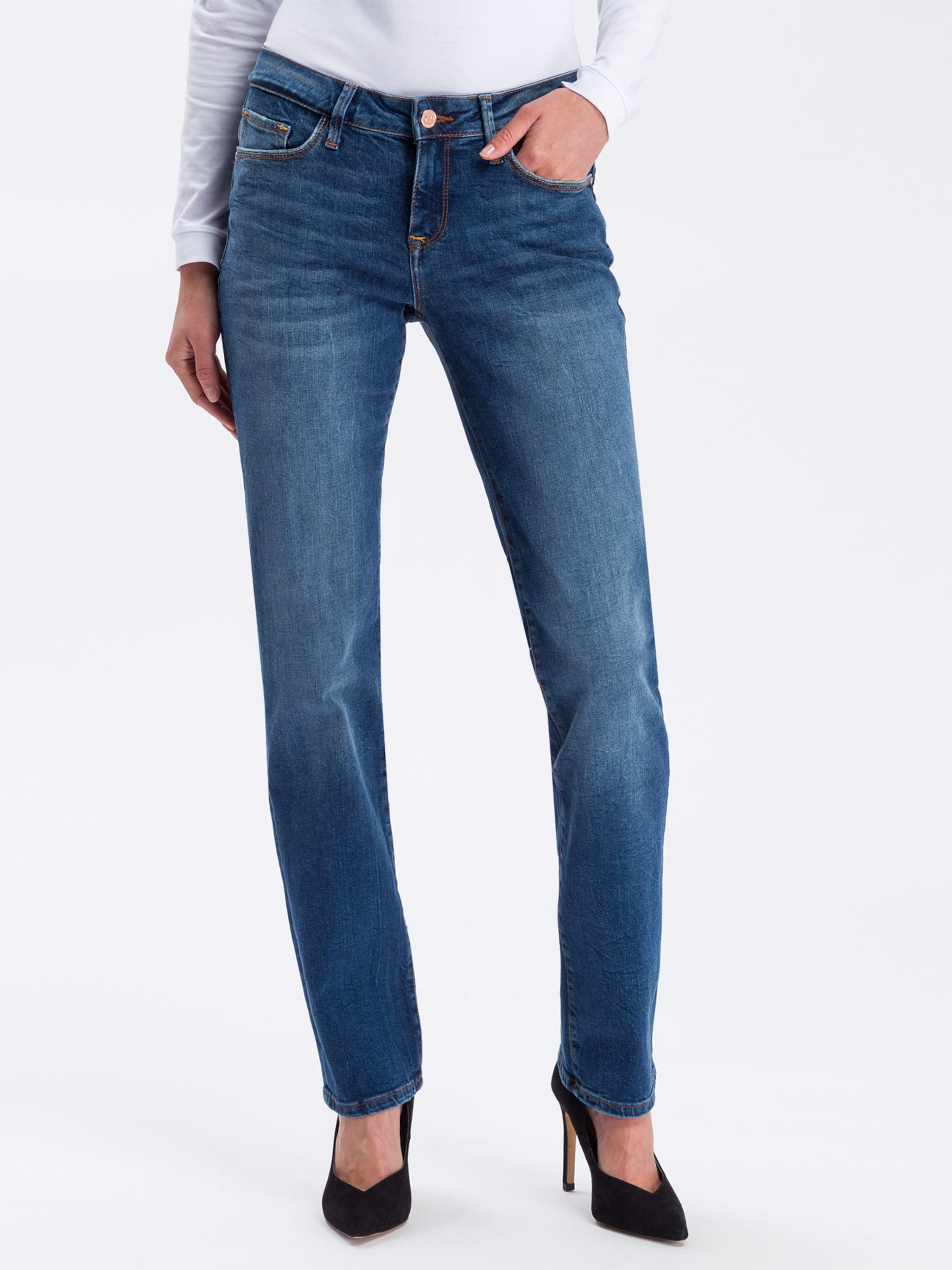 Blau Cross In Jeans Cross 'rose' BroeCdx
