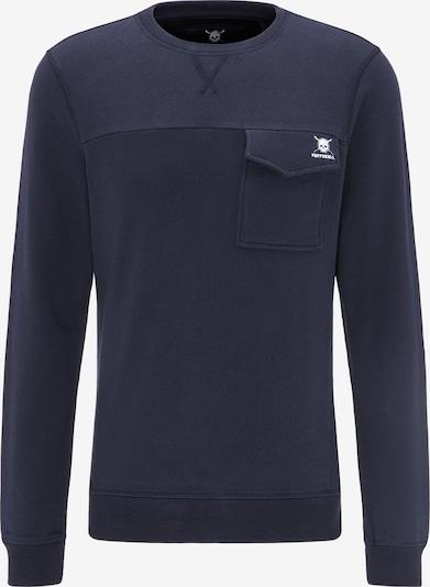 TUFFSKULL Sweatshirt in de kleur Marine, Productweergave