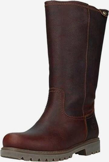 Auliniai batai su kulniuku iš PANAMA JACK , spalva - ruda, Prekių apžvalga