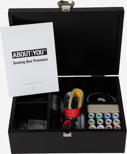 ABOUT YOU ABOUT YOU Näh-Premiumbox in schwarz, Produktansicht