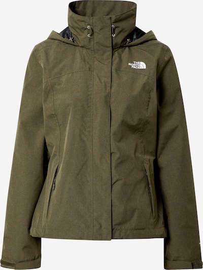 THE NORTH FACE Outdoorová bunda 'SANGRO' - khaki, Produkt