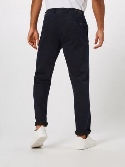 BRAX Jeans 'everest' in de kleur Black denim: Achteraanzicht