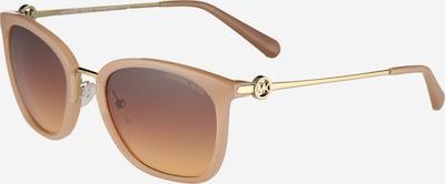 Michael Kors Sonnenbrille 'LUGANO' in braun, Produktansicht