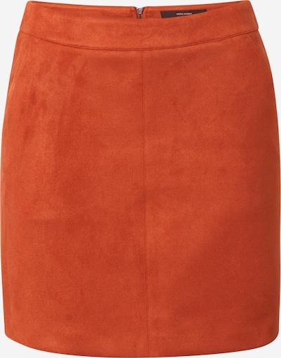 Gonna 'DONNADINA' VERO MODA di colore rosso arancione, Visualizzazione prodotti